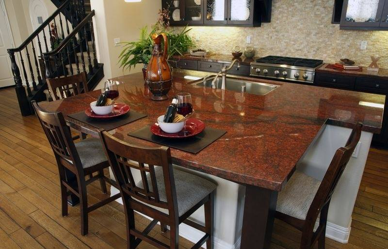 Red Dragon Countertops in the Sleepy Hollow Community off River Rd